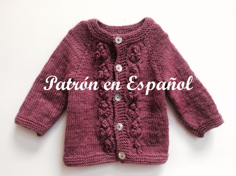 Girl Sweater knitted Pattern, knitting Pattern, Girl Knitting ...