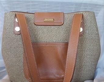 Eric Javits vintage hand bag