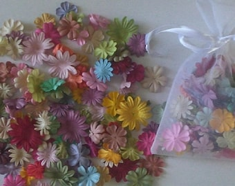 Destash- Prima Got Flower Mulberry paper Flower Embellishments. Free Shipping