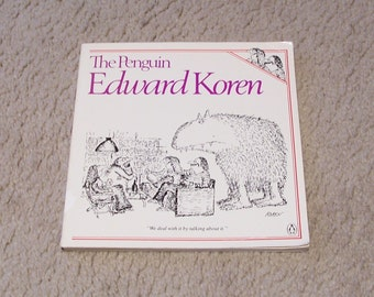 The Penguin - Edward Koren - Humor Book