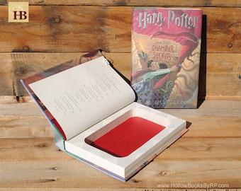 Hollow Book Safe - Harry Potter Year 2 - Hollow Secret Book