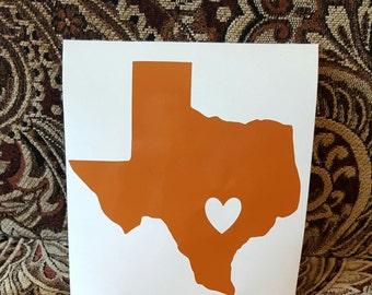 State yeti decal,Texas yeti decal,state car decal,Texas car decal,Texas ipad decal,state ipad decal,state macbook decal,state tumbler decal
