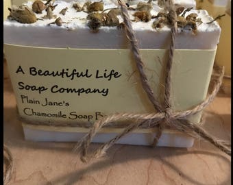 Plain Jane's Chamomile Soap Bar
