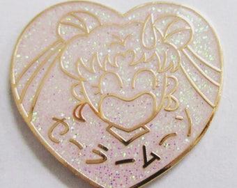 Hard Enamel Magical Girl Pin