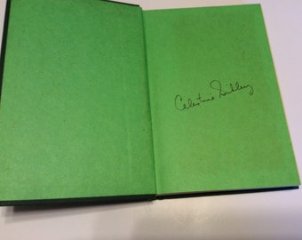 A Place Called Sweet Apple 1967 signed book