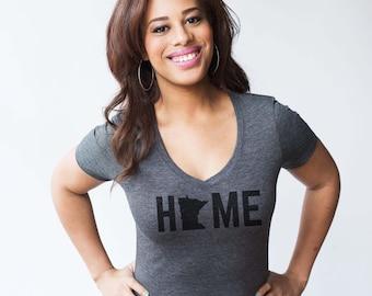 T-Shirt - Minnesota HOME Women's Tee