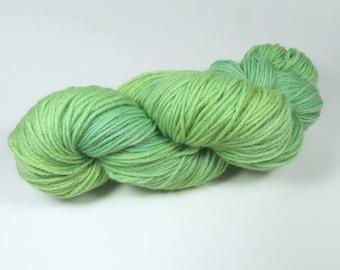 Hand dyed yarn | Hand dyed wool yarn | Sport wool yarn | 100% Wool