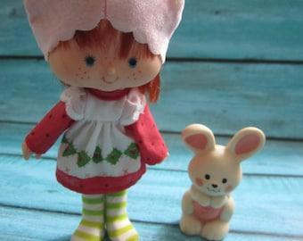 1980's Strawberry Shortcake Doll