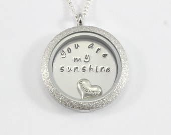You are My Sunshine, Special Gift for Daughter, Daughter Jewellery, Mother Daughter Gift, Gift for Daughter from Mom, Gift for Daughter,