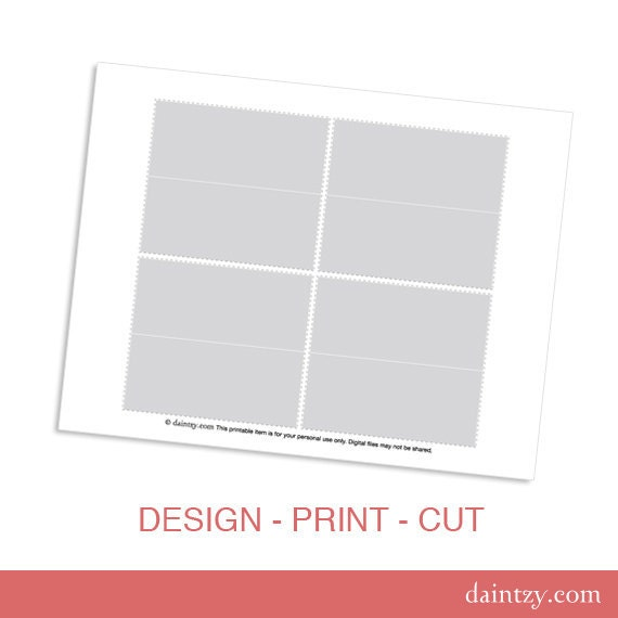 3x5 labels template
