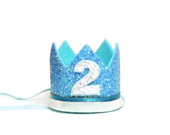 Frozen Birthday || Frozen Birthday Crown || 1st Birthday Hat || Frozen Birthday Outfit || Queen Elsa Birthday || Princess Crown