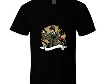 Sherlock Holmes T Shirt