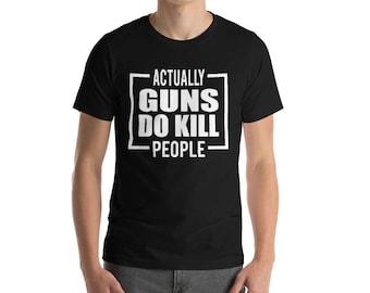 Against Violence Gun Do kills  Unisex T-Shirt
