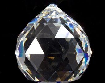 40mm Swarovski 8550 Crystal Chandelier Drop