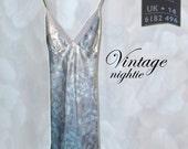 Vintage nightie, size UK1...