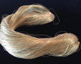 Urushi Japanese Lacquered Silk Skein