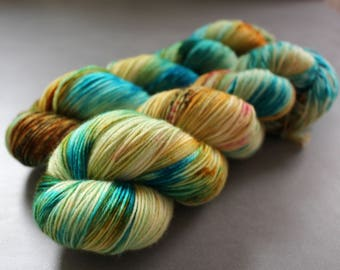 "Doe - ""Rowboat"" - Superwash MCN - Sock Yarn"