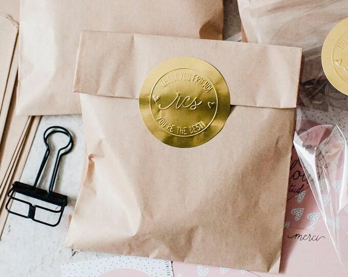 Featured listing image: Custom Seal Embosser, Etsy Seller Embosser, Packaging Stamp, Logo Rubber Stamp, Business Rubber Stamp, Embosser, Logo Branding Stamp