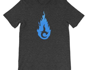 "Brisingr in Flames"" T-Shirt (Unisex)"