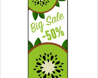 Big Sale Summer Vinyl Banner