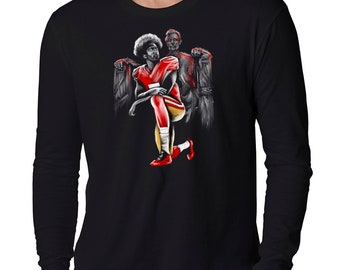 Colin Kaepernick - Stand by Sitting - Unisex Hoodie Long Sleeve, Black Lives Matter, Free Speech, Civil Rights, NFL Protest, Rosa Parks