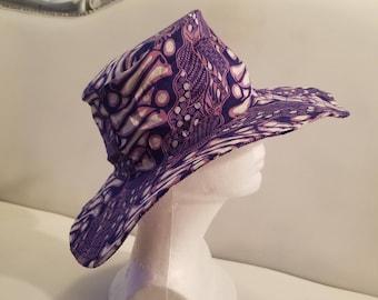 Boho Chic Summer Hat