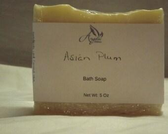 Asian Plum Bath soap