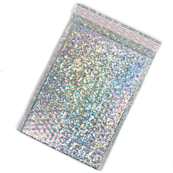 holographic bubble mailers 9x12 free shipping