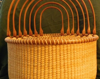 Nantucket basket nest of 7..
