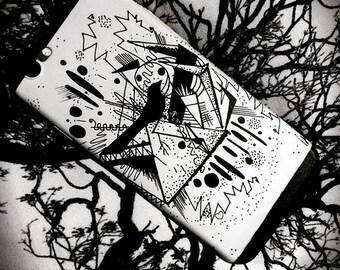 Phone case iphone art graphic bird