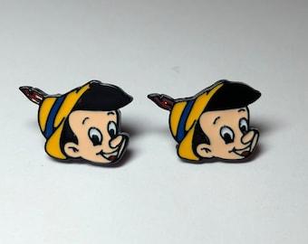 Disney earrings, Disney jewelry, Mickey Mouse, Fish extenders, Disney cruise, Disneyworld, Disneyland, Mickey Mouse earrings