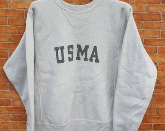 Vtg McCoy's Athletic U.S.N Sweatshirt CtaUeedI