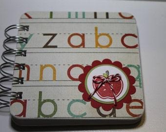Apple ABC Password Book