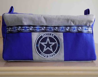 NFL Travel/Toiletry Bag - Cowboys (NEW)