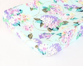 Changing Pad Cover | Cordelia Pastel Print