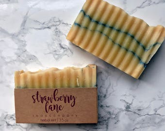 Herbal Mint Bar Soap