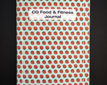 30-Day Fitness Journal