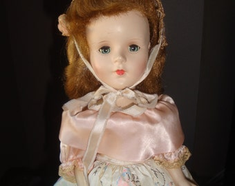 Sweet Sue Prom, 1950s vintage doll  15""
