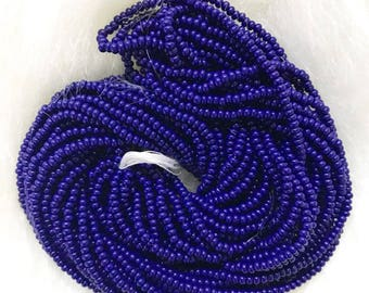 Preciosa  Seed Beads 11/0 Rocailles-Round Hole