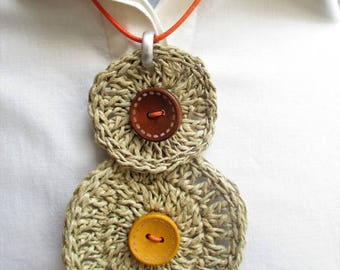 Simple CARNIVAL Necklace