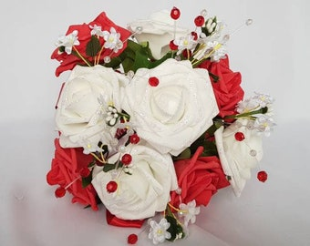 Bouquet Bridal bridesmade