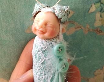 Lace-Lyptus Fairy Cocoon