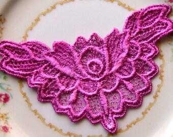 Pink  Applique