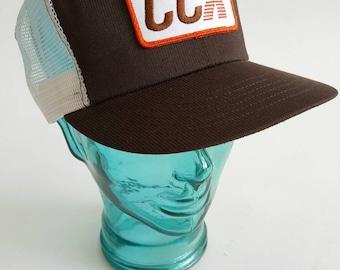 CCX Snapback Trucker Cap