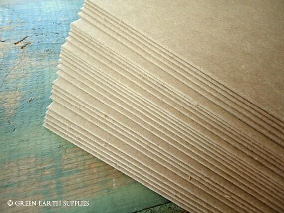 Chipboard Sheets Manufacturer ~ Thick pt chipboard sheets kraft brown