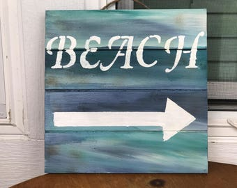 Personalized sign, beach house sign, beach sign, beach decor, personalized beach, personalized, beach signs, custom beach sign, beach house