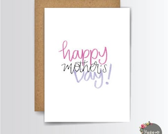 Mothers Day Card, Mothers Day Gift, Greeting Cards Handmade, Mothers Gift, Mothers Day Cards, Mothers, Greeting Cards, Greeting, G010
