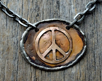 The Amy Necklace - Peace