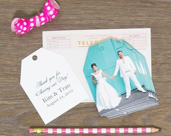 Custom Tags - Hang Tags, Gift Tags (Large Ticket Tags)