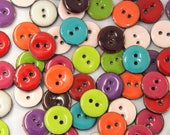 Glazed Buttons - Enamelle...
